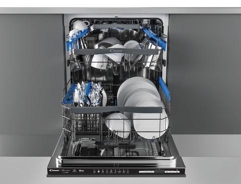 Посудомоечная машина Candy Brava CDIN 1D632PB-07