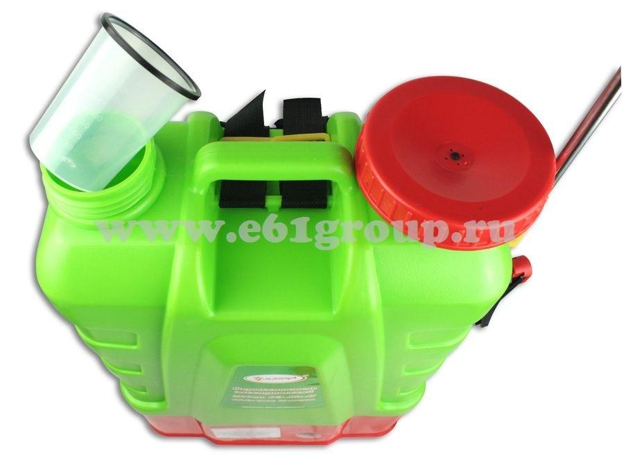 2 Опрыскиватель электрический ранцевый Комфорт (Умница) ОЭ-16л-Н с регулятором мощности купить