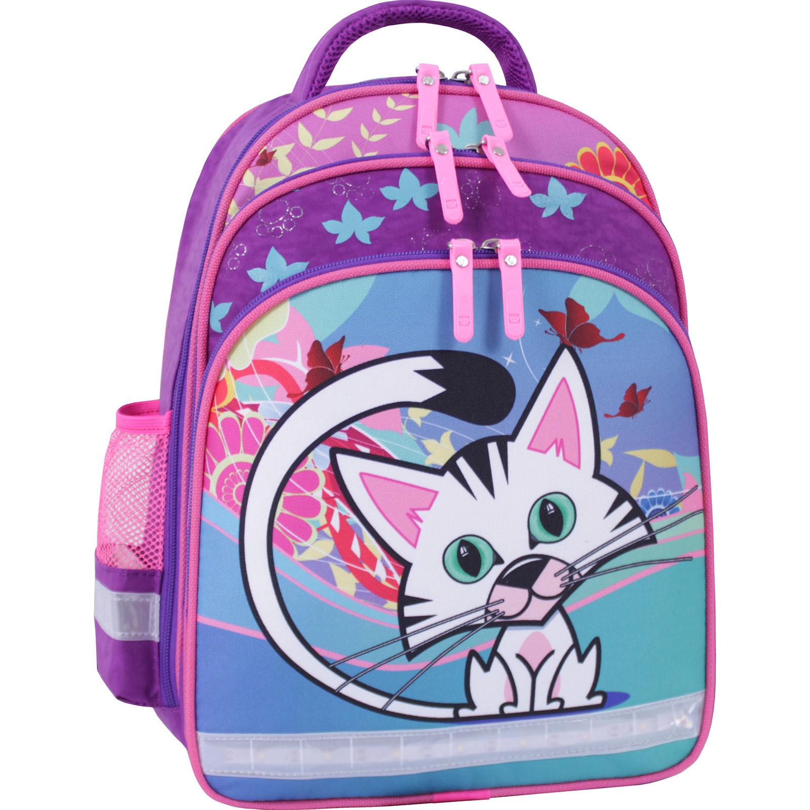 Школьные рюкзаки Рюкзак школьный Bagland Mouse 339 фиолетовый 502 (0051370) IMG_9894_суб.502_.JPG
