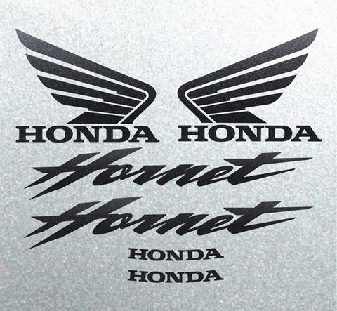 Набор виниловых наклеек на мотоцикл HONDA CB600F HORNET 2004