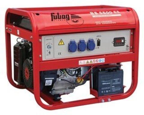 Кожух для бензиновой электростанции Fubag BS 5500 ES