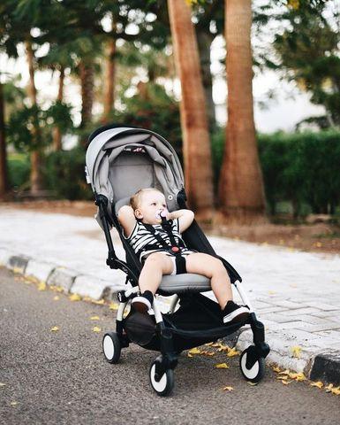 Детская коляска BabyZen YoYo 6+ (серая) напрокат