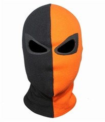 Deathstroke mask two eye