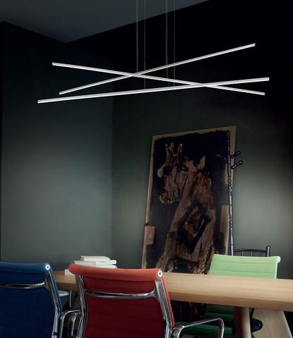 Подвесной светильник Linea Light Straight P3 153