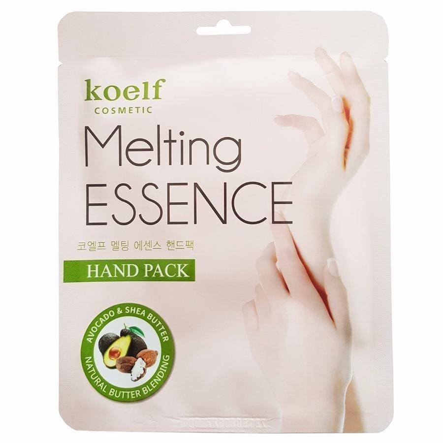 Маска для рук в виде перчаток - Koelf Melting Essence Hand Pack
