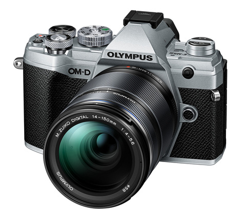 Olympus OM-D E-M5 Mark III Kit 14-150 mm /4-5.6 Silver