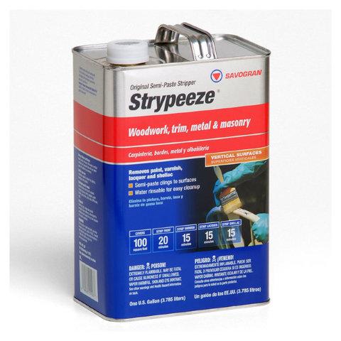 Strypeeze смывка старой краски