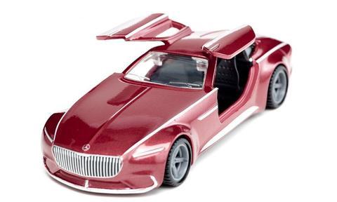 Машина Mercedes-Maybach 6 (1:50)