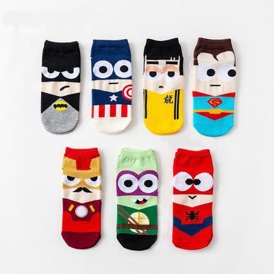 """Носки Носки """"Супергерои"""" (35-40) c014df72f6a69aac0d9fac764972c6c6e08d226e_400_400.jpeg"""
