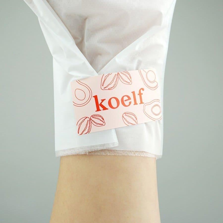 Маска-перчатки Koelf Melting Essence Hand Pack