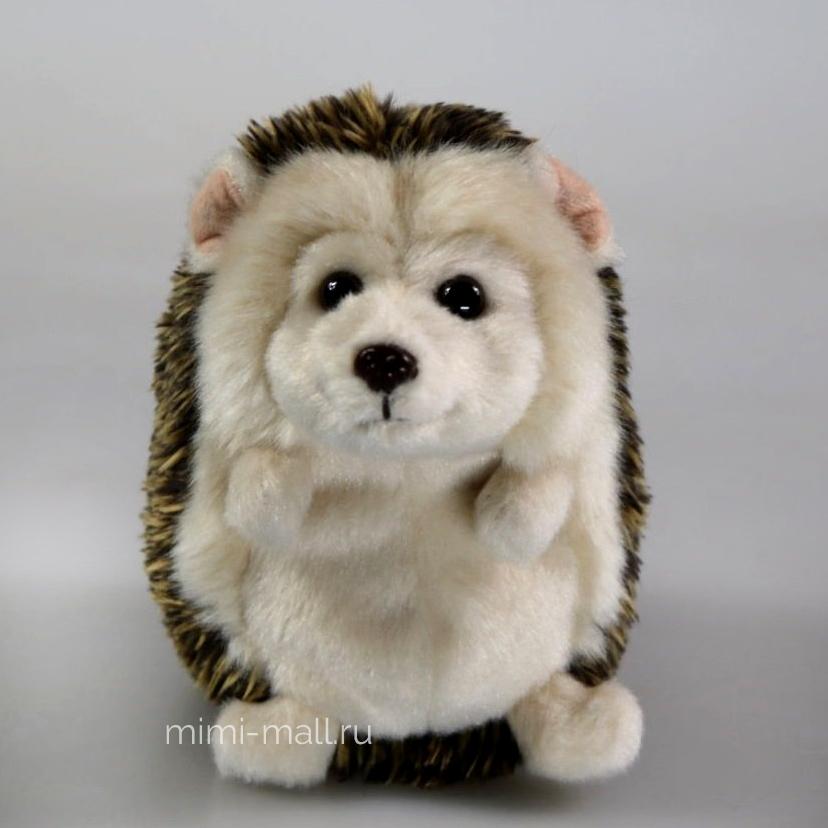 Мягкая игрушка Ежонок 14 см (Leosco)