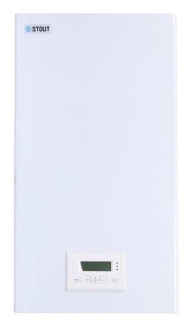 Электрический котел Stout 27 кВт SEB-0001-000027