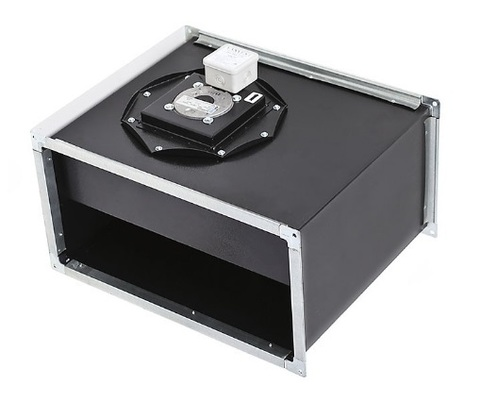 Вентилятор ВК-В4 400х200 D (ebmpapst) канальный, прямоугольный