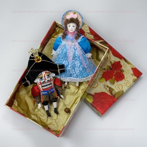 Набор кукол К46