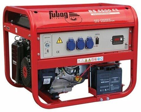 Кожух для бензинового генератора Fubag BS 5500 ES/A (5000 Вт)