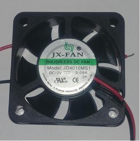 Вентилятор QUATTRO ELEMENTI 41х41х10мм (12В 0,09А) i-Charge 6/10 (30712026)