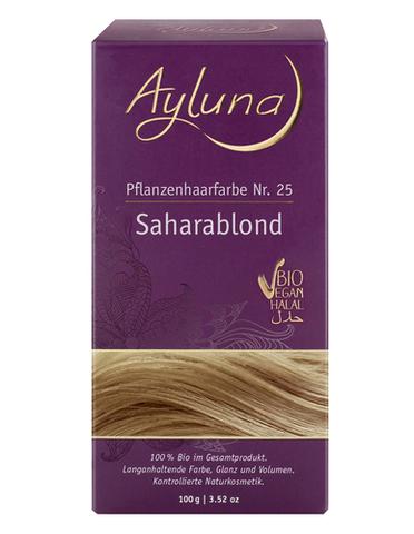 Растительная краска для волос №25