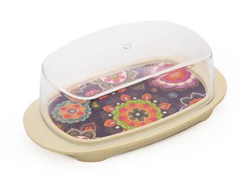 8955 FISSMAN Purpur Масленка 18x11x6 см,  купить