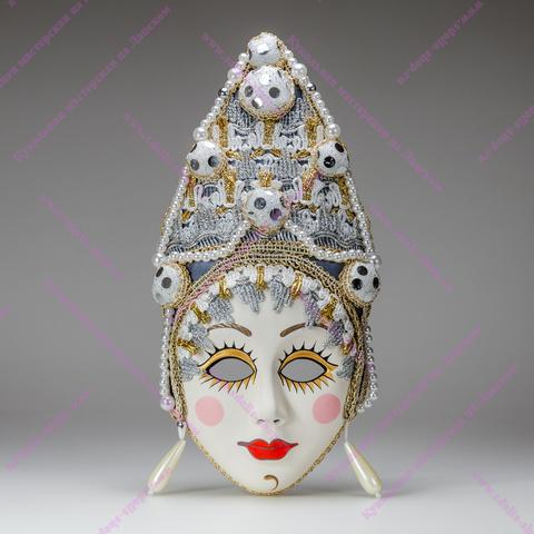 Невеста - интерьерная маска