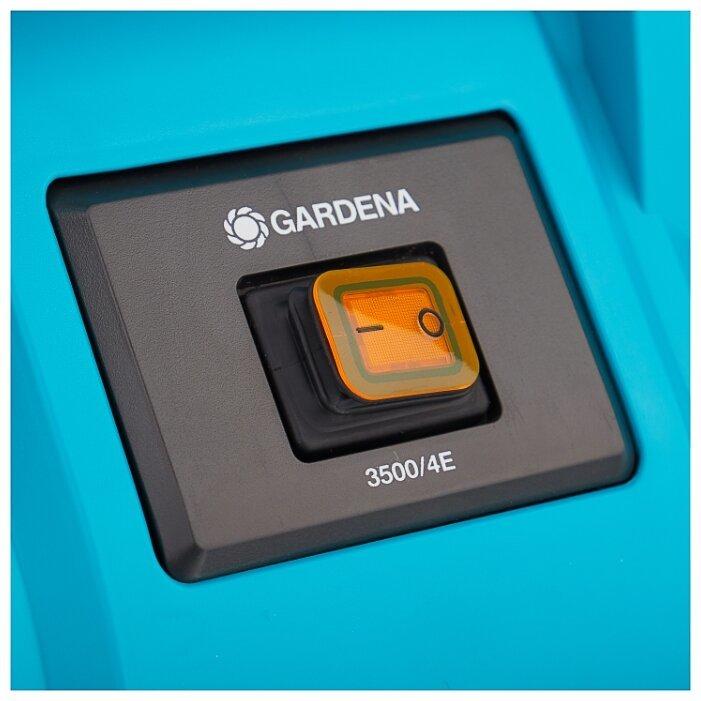 Насос поверхностный, авто. Gardena 3500/4E Classic