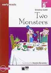 Two Monsters Bk +D (Engl)