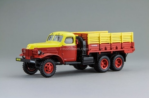 ZIS-151 Technical assistance limited edition of 720 pieces. DIP 1:43
