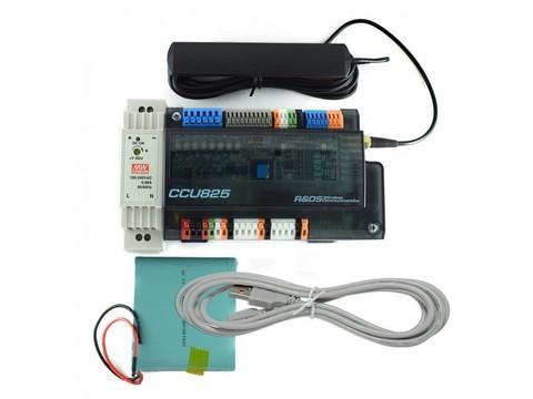 GSM контроллер CCU825-PLC/DL-E011/AR-PC