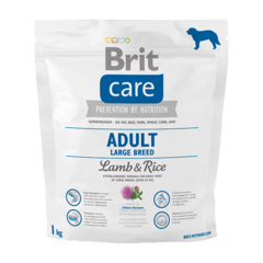 Brit Care Adult Large Breed Сухой корм для собак крупных пород Ягненок и Рис