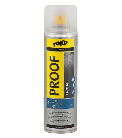 Картинка пропитка Toko Textile Proof 250ml