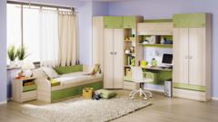 Набор мебели для детской комнаты Киви 14