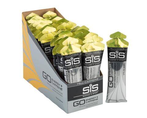 SiS Go Energy + Caffeine Gel 60ml, упаковка 30 шт