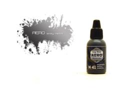 Pacific.AERO Пушечный металл (Gunmetal) M
