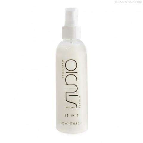 Kapous, Крем-спрей для волос «15 в 1» Styling Studio Professional, 200 мл