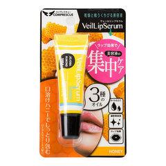 Sunsmile Veil Lip - Увлажняющий бальзам для губ с натуральными маслами и ароматом меда