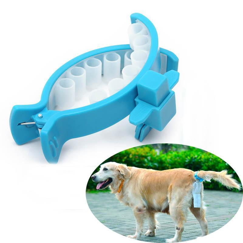 Картинка - Контейнер для экскрементов животных Piqapoo (20 пакетиков)