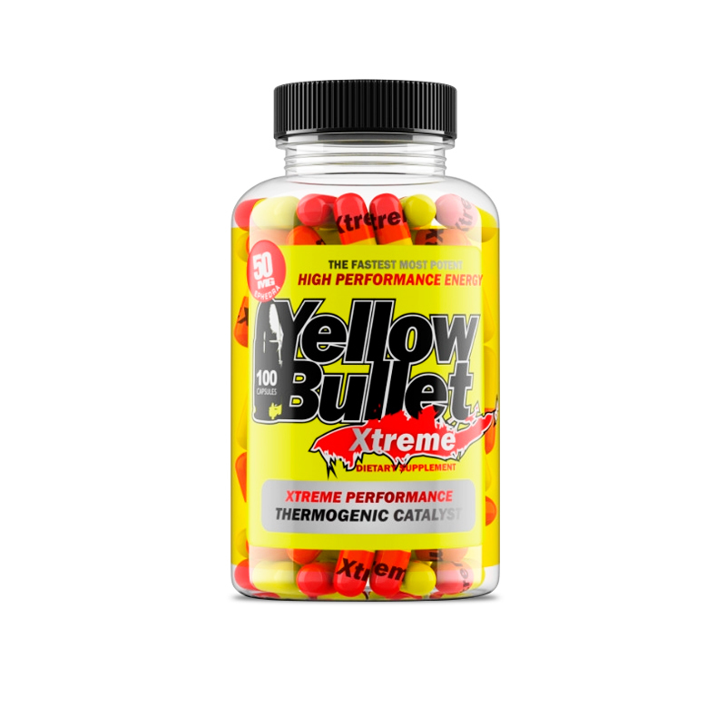 Hardrock Yellow Bullets Xtreme