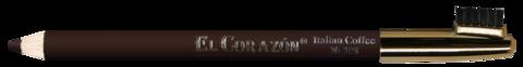 El Corazon карандаш для бровей 308  Italian Coffee