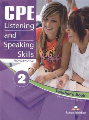CPE Listening and Speaking Skills 2 (C2) — книга для учителя