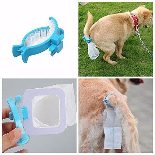 Контейнер для экскрементов животных Piqapoo (20 пакетиков) фото
