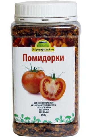 Томаты сушёные 'Здоровая еда' в ПЭТ-банке, 180г