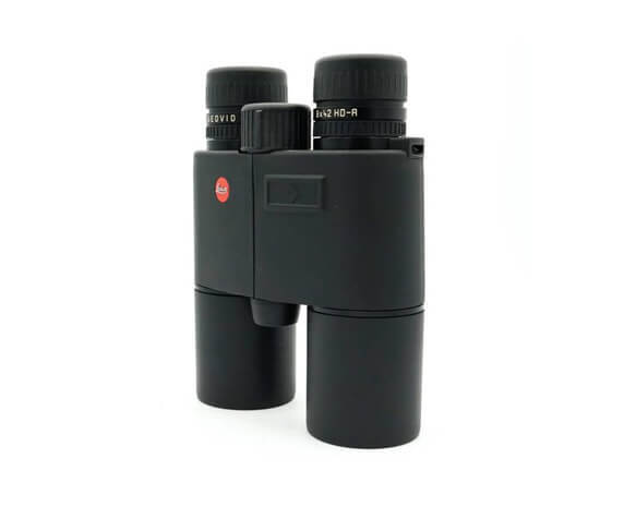 Бинокль-дальномер Leica Geovid 8x42 HD-R, M - фото 3