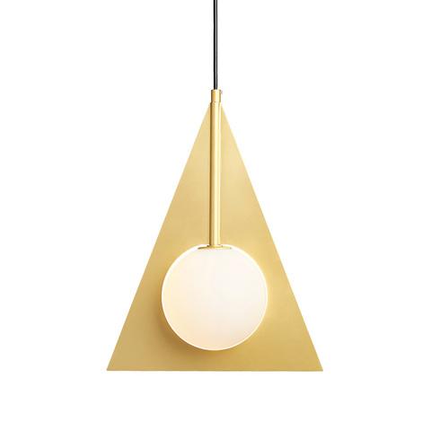 Подвесной копия светильник Plane triangle by Tom Dixon