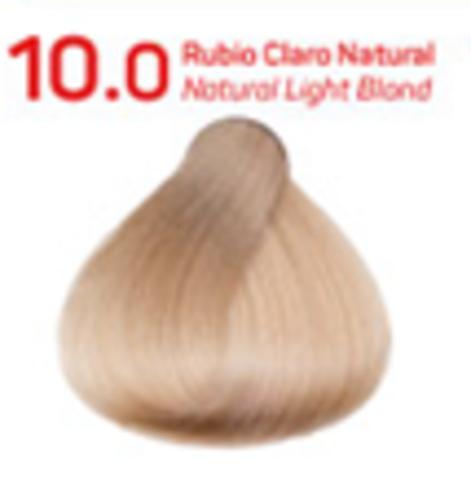 10.0 натуральный светлый блондин. Краситель для волос с эффектом лифтинга KV-1