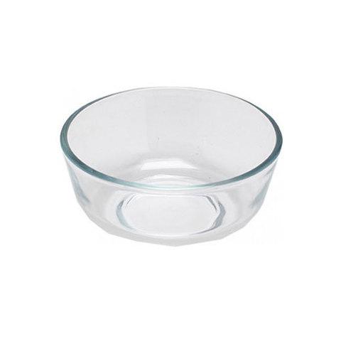 Миска стеклянная (Стекло, прозрачный, 10 см, 1 шт/упк)