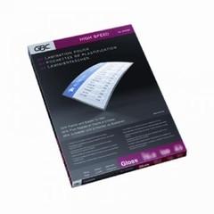 Пленка для ламинирования GBC 303x216 мм (А4) глянцевая (100 штук в упаковке)
