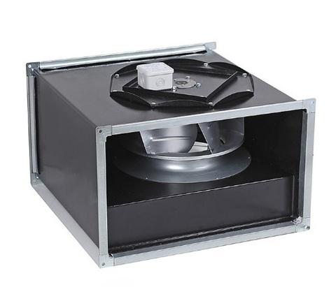 Вентилятор ВК-Н2 500х250 Е (ebmpapst) канальный, прямоугольный