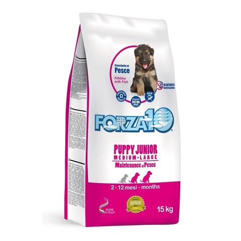Forza10 Puppy Junior Medium/Large Pesce (рыба) 30/15