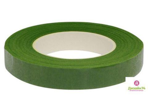 Тейп лента травяная, 12мм*27ярд.