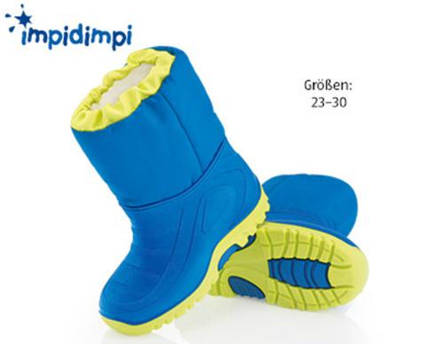 Сапоги  для мальчика Impidimpi