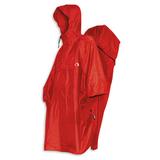 Пончо туристический непромокаемый Tatonka Cape M red